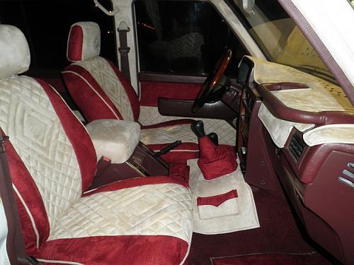 صور خاصة الكرسي الذهبي لتنجيد فرش السيارات منتديات الرمس